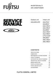 fujitsu asu12rlf manuals rh manualslib com