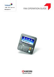 Kyocera TASKalfa 3552ci Manuals