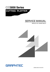 GRAPHTEC CE5000-60 Service Manual