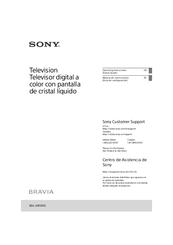 sony bravia kdl 32r300c manuals rh manualslib com sony bravia owner's manual sony tv instruction manuals