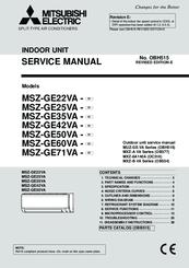 mitsubishi msz ge35va manuals