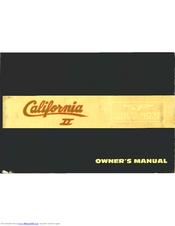 moto guzzi california vintage repair manual