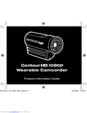 contour contourhd 1300 manuals rh manualslib com contour camera owners manual HD Map Contour Line
