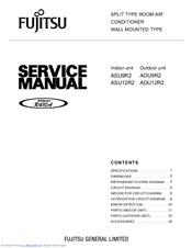 fujitsu inverter halcyon asu9r2 manuals rh manualslib com Service ManualsOnline Service ManualsOnline