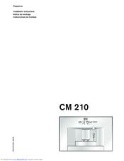gaggenau cm 210 manuals rh manualslib com Pcoket Guide Samsung User Manual Guide