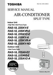 toshiba ras 18 series manuals control wiring diagrams