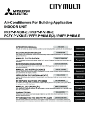 Mitsubishi Wall Mounted Air Conditioner Manual