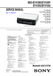 1081919_mexbt4100e_product sony mex bt4150u manuals sony mex bt3700u wiring diagram at bayanpartner.co