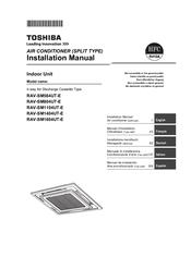 toshiba rav sm804ut e manuals air conditioner thermostat wiring