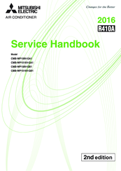 Mitsubishi Electric CITY MULTI CMB-WP1016V-GB1 Service Handbook