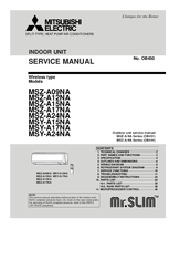 1083116_msza09na_product mitsubishi electric msz a12na manuals mitsubishi mr slim wiring diagram at gsmportal.co