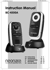 Neonate Bc 8000dv Bruksanvisning