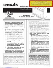 Heat N Glo Sl 550tv Manuals Manualslib