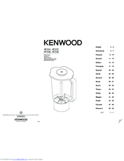 Kenwood AT334 Instruction Manual