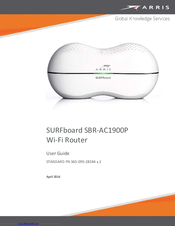 Arris SURFboard SBR-AC1900P Manuals