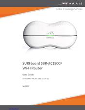 Arris SURFboard SBR-AC1900P Manuals