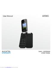 Alcatel A206G Manuals