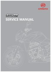 Cfmoto 650NK Manuals