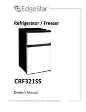 edgestar crf321ss manuals rh manualslib com edgestar service manual edgestar ib120ss owners manual