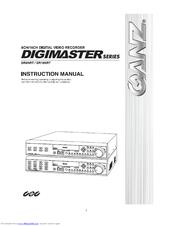 ganz dr8nrt manuals rh manualslib com ganz digimaster 16 channel manual ganz digimaster 16 channel manual