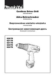 makita 6337d manuals rh manualslib com Makita Cordless Drill Combo makita cordless drill 6095d manual