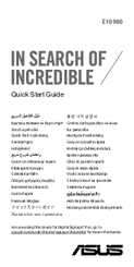 Asus Chromebit CS10 Quick Start Manual
