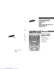 Samsung VR8440C Service Manual
