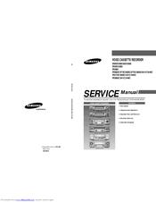 Samsung VR3441C Manuals