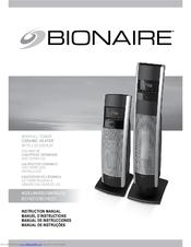 Bionaire BCH9221 Manuals