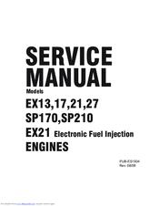 1085450_ex13_product subaru ex21 manuals Subaru EX-21 Fi at soozxer.org