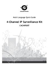 Conceptronic C4CHIPSKIT Surveillance Kit Descargar Controlador