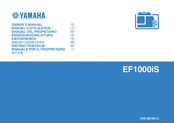 Yamaha EF1000iS Owner's Manual