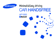 Samsung HF1000 Manual