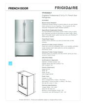 Frigidaire FGHB2844LF General Installation Manuallines