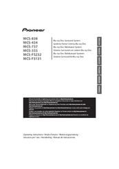 Pioneer MCS-FS232 Audio System Windows 8 Drivers Download (2019)