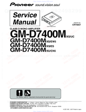 1087084_gmd7400m_product pioneer gm d7400m amplifier manuals GM Wiring Diagrams For Dummies at webbmarketing.co