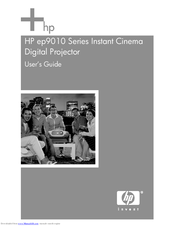 HP ep9010 User Manual