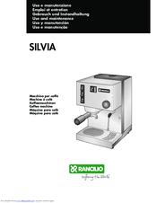 rancilio silvia manuals rh manualslib com rancilio silvia manual instructions rancilio silvia manual svenska