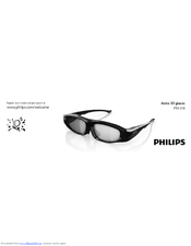 Philips PTA518 Manual