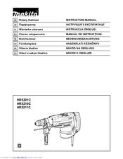 makita hr5210c manuals rh manualslib com Quick Reference Guide Quick Reference Guide