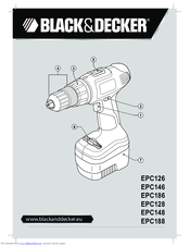 Black & Decker EPC186 Original Instructions Manual