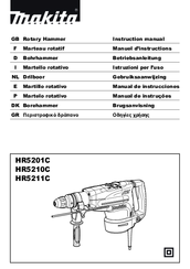 makita hr5210c manuals rh manualslib com User Manual Word Manual Guide