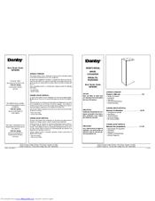 danby duf808we manuals rh manualslib com User Guide Template User Manual