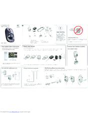 Logitech alert 750e guide manuals.