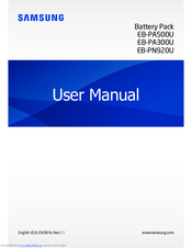 Samsung EB-PA300U User Manual