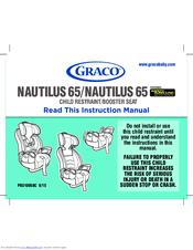 graco nautilus 65 instruction manual pdf download rh manualslib com graco instruction manual for 1804715 graco instruction manual for model 1873077