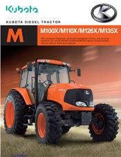 1089054_m100x_product kubota m126x manuals Kubota M135X at bayanpartner.co
