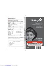 safety 1st summit 65 instructions manual pdf download rh manualslib com