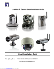 LevelOne WCS-2060 Quick Installation Manual