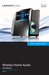 New Linksys by Cisco MCCI40 Home Audio Docking Station iPod DMC250//DMC350